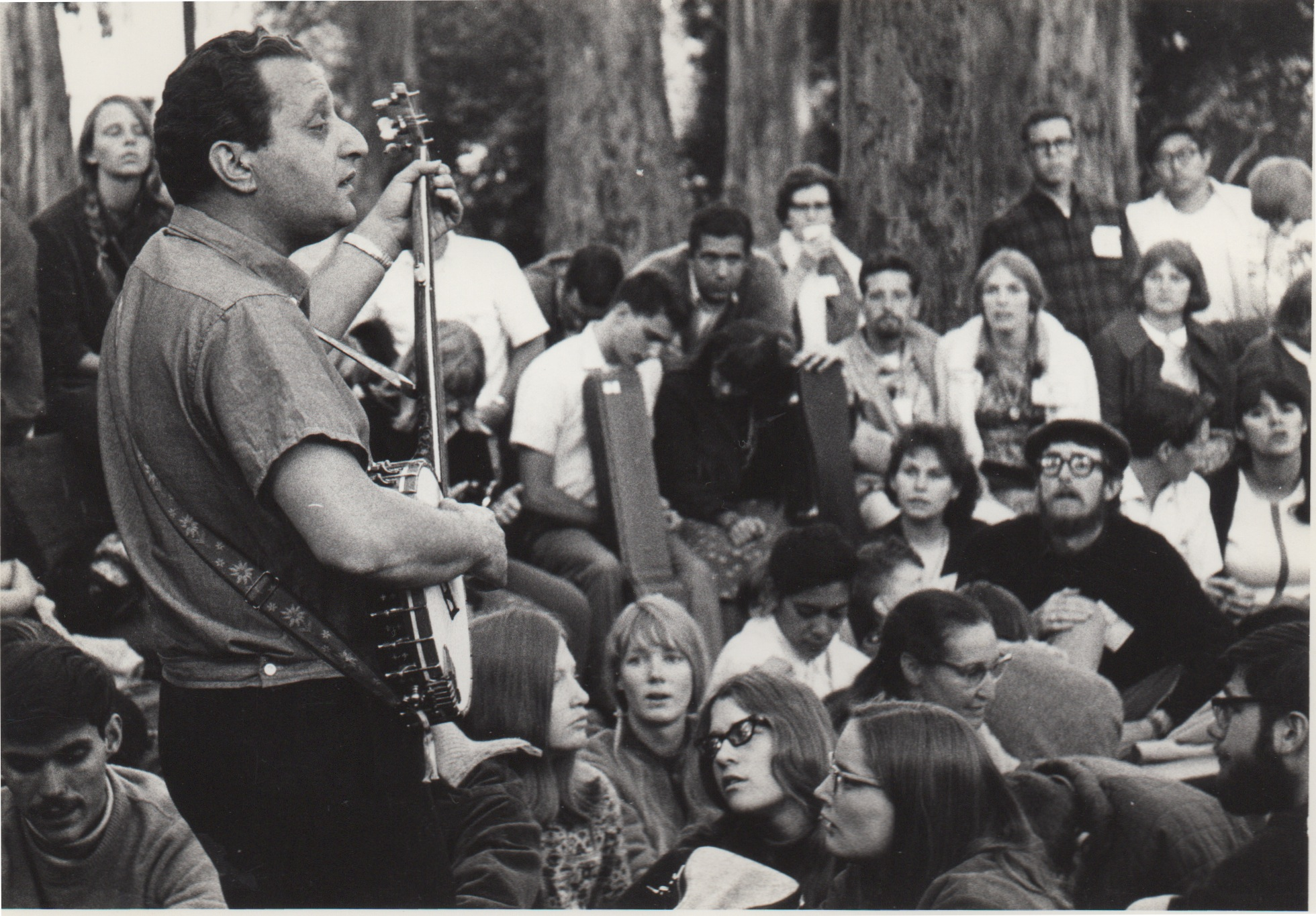 Gene Bluestein at Berkeley